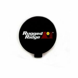 Rugged Ridge Halogen Off Road Light Cover 1521057