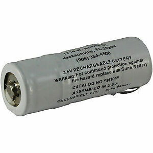 4 Pcs 72200 3 5 Volt Battery For Welch Allyn 1675 Mah 1 Yr Warranty