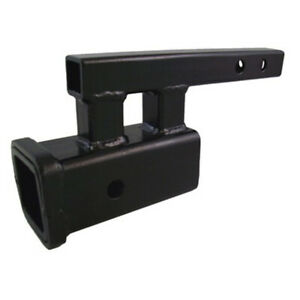 2 Trailer Hitch Rise Drop Receiver Adaptor Class 3 Drh3