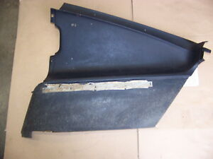 1966 1967 Dodge Charger Rear Interior Panel Oem 2656154
