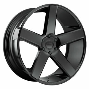 Dub Baller s216 Rim 28x10 5x139 7 Offset 25 Gloss Black quantity Of 4
