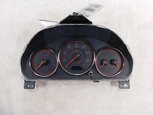 2003 2004 2005 Honda Civic Lx Coupe Speedometer Cluster At 46k Miles Oem Lkq