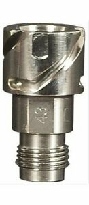Devilbiss 802200 Paint Gun Cup Adapter Stainless Steel Natural Each