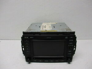 06 07 Charger Dakota Magnum Am Fm Cd Dvd Gps Navigation Radio Rec Oem Lkq