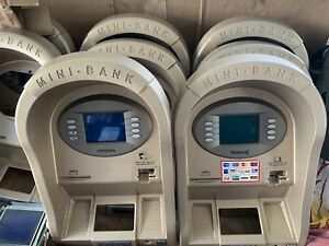 Atm Mini bank Upper Bezel hyosung Or Tranax Complete Screen Card Reader