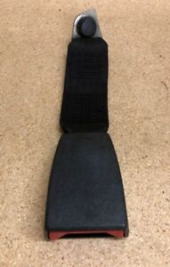 80 81 Mercedes Benz C107 Seat Belt Buckle Reciever Rear