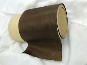 Vintage Antique Wide Tree Bark Ribbon Original Roll 12 Feet
