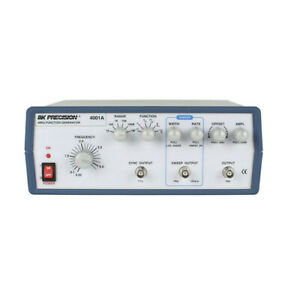 Bk Precision 4001a 4 Mhz Sweep function Generator