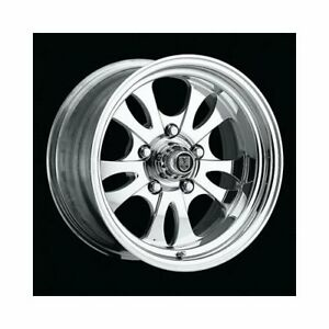 Center Line Wheels Competition Stage Ii Polished Wheel 15x6 5x4 5 Bc 7315604545
