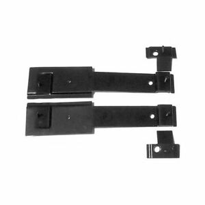 Goodmark 1971 1972 Chevelle Bucket Seat Floor Brackets Gmk403350771s Set Of 4