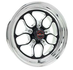Billet Specialties Win Lite Black Anodized Wheel Brs025106135n