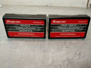 Snap On Mt2500vci And Mt2500tsi Cartridges 2004