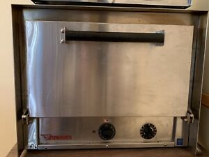Vulcan Double Tier Commercial Electric Pizza Bake Oven