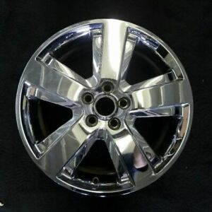 17 Inch Chrome Lincoln Ls 2006 Oem Factory Original Alloy Wheel Rim 3642a