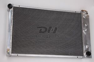 3 Rows All Aluminum Radiator Fit Chevy Camaro 1970 1981 Monte Carlo 1978 1984