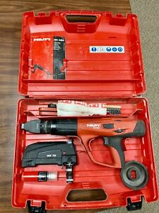 Hilti Dx 460 f8 powder Actuated Fastening System And Mx 72 Fastener Mag Obo