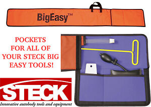 Steck Manufacturing 32935 Bigeasy Carrying Tool Kit Case Bag New Free Shipping