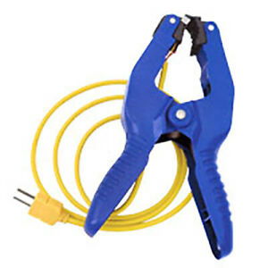 Fieldpiece Atc2 Large Pipe clamp Thermocouple