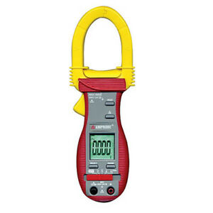 Amprobe Acd 6 Pro 600v 1000a Auto man Ranging Ac Clamp Meter W Case