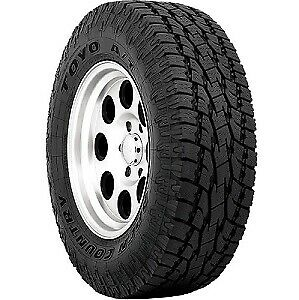 1 New Toyo P265 70r18 Open Country A t Ii 26570r18