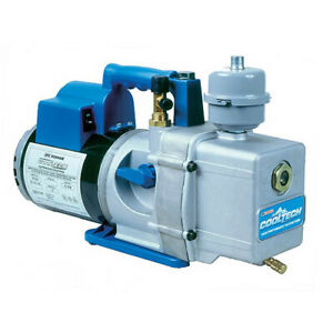 Robinair 15120a Vacuum Pump Two Stage Direct Drive 10 Cfm 115 60 Hz