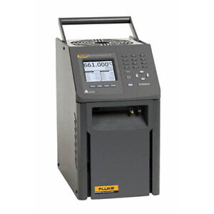 Fluke Calibration 9173 f r 156 Field Dry well Metrology Calibrator