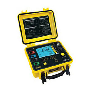 Aemc 6472 Multi function Digital Ground Resistance Tester