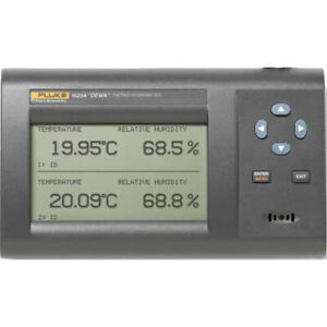Fluke Calibration 1623a s dewk Thermo hygrometer Standard accuracy