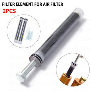 4pc Oil water Separator Filter Elements 30mpa For Pcp Air Compressor Pump Diving