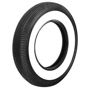 Coker Classic Bias Ply Tire 6 00 16 Bias Ply 3 0 In Whitewall 65500 Each