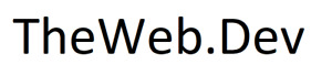 Theweb dev Domain Name For Sale