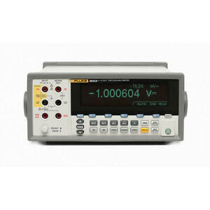 Fluke 8845a c 120v 6 Digit Precision Digital Bench Multimeter 35ppm