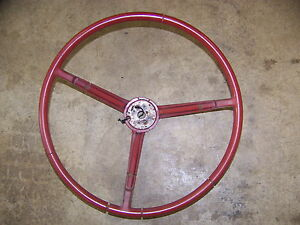 1968 69 Mopar Steering Wheel 2852091 Road Runner Gtx Superbee Dart Barracuda