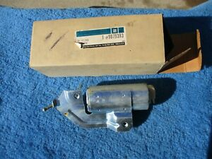 1973 1977 Chevy Pontiac Buick Olds A Wagon Tail Gate Solenoid Nos Gm 9879393