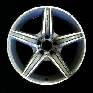 18 Mercedes Cls550 2008 2010 2011 Amg Front Oem Factory Alloy Wheel Rim 85003