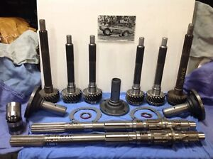 Amc T 10 4 Speed Transmisson Hard To Find 3 Pc Parts Kit Available