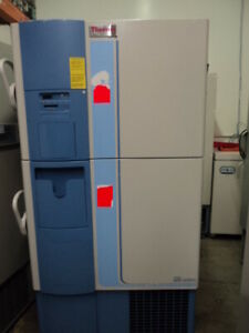 Thermo Forma 2 Doors 8600 Series 8690 Ultra Low Temp 86 c Freezer Tested 120v