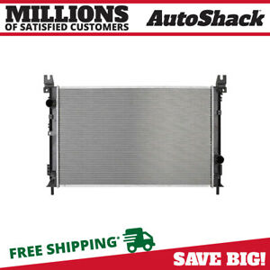 New Radiator For 2007 2008 Chrysler Pacifica 4 0l 13025 Aluminum Core Cooling