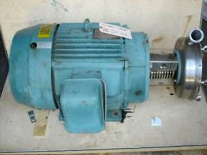 Tri clover Centrifugal Pump Item P2323