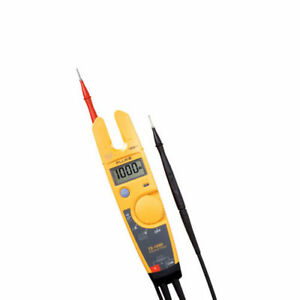 Fluke T5 1000 1000v Voltage Continuity And Current Electrical Tester