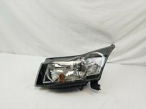 Chevrolet Cruze 2010 2011 2012 Left Driver Side Oem Headlight