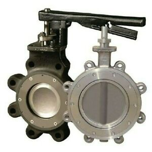 Crane Flowseal 8 High Performance Butterfly Valve 1la 121rtg b