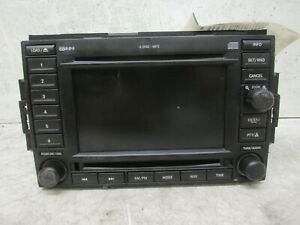2005 05 Chrysler 300 Rec Dvd Navigation Radio 05064184ad