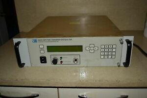 Stanford Telecommunication 5401c Gps Time Transfer System sm