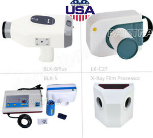 Usa Dental X ray Film Processor Developer Manual Washing X Ray Machine