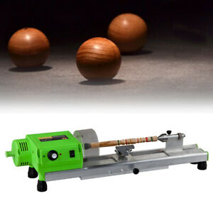 Lathe Beads Polisher Drilling Machine For Woodworking Rotary Bench Diy 110v 480w