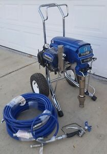 Graco Texspray Mark X Electric Airless Texture paint Sprayer 240v mark V