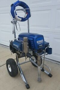 Graco Ultimate Mx Ii 795 Electric Airless Paint Sprayer 1595 1095 695