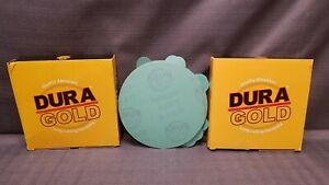 Lot 3x Boxes Of6 Green Film Psa Discs Da Sander Sandpaper 800 2000 3000 Grit