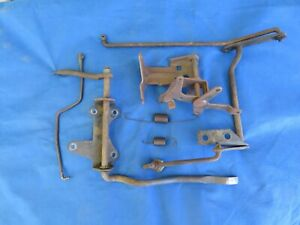 Ford V8 289 Mustang falcon fairlane Throttle Linkage